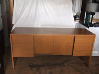TV STAND WITH LOT'S OF STORAGE $30