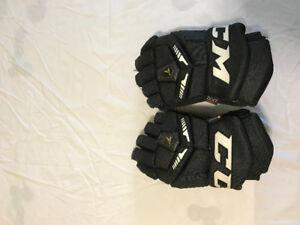 """Hockey gloves - CCM Ultra Tacks senior size 15"""""""
