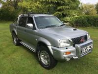 Mitsubishi L200 2.5 TD Warrior PICK-UP