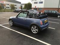 Mini Cooper convertible faulty roof