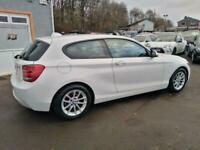 2014 BMW 1 Series 1.6 116D EFFICIENTDYNAMICS 3d 114 BHP Hatchback Diesel Manual