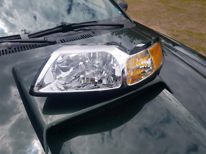 Mustang headlight