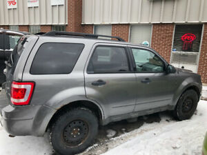 2009 Ford Escape XLT V6 4WD