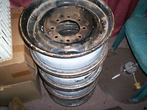 ford 8 stud rims