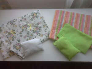 Comforter and sheet set for Doll Cribs Belleville Belleville Area image 2