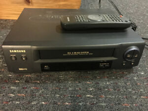 Samsung VCR
