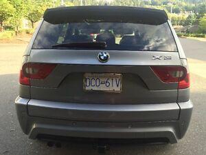 2006 (fully loaded) BMW X3