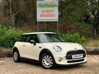 2014 MINI HATCH ONE 1.5 ONE D 3dr Hatchback Diesel Manual