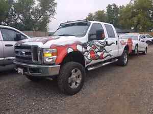 2008 Ford F250 Tow Truck
