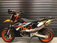 KTM 690 SMC R Akrapovic + Evo Kit