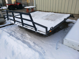 Sled Deck - Fit Two Quads or Sleds in your truck!