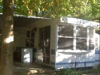 35' Villa Camping Trailer, Excellent condition but must go!