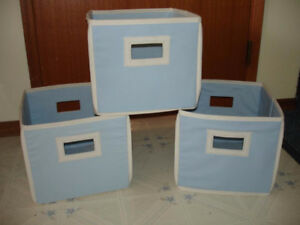 Baby Storage Bins and Door Hanger