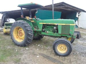 John deere 3130 tractor