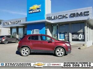2013 Chevrolet Trax AWD-LTZ-Leather heated-Sunroof-Camera-Remote