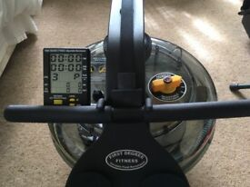 Water Rower/Fitness rowing machine.