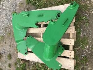 John Deere 5E Braket pour frame support de chargeur = loader 553