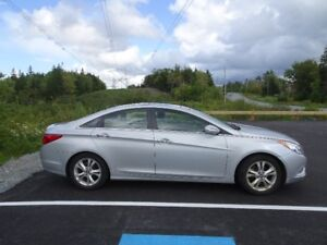 2013 Hyundai Sonata Limited w/Navi Sedan