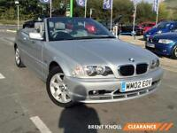 2002 BMW 3 SERIES 318 Ci