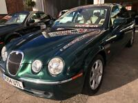 2005 JAGUAR S TYPE 2.7d V6 SE Auto From GBP4250+ Retail Package