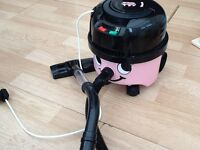Children's Betty toy Hoover pink