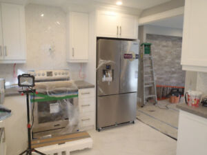 1 Day Painting Spraying Lacquers Cabinets Doors 50% Off Labour