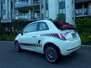 2012 Fiat 500 Pop Coupé (2 portes)