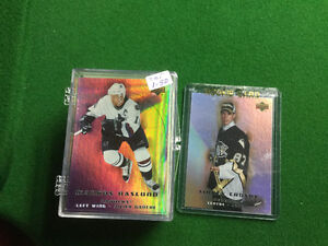 Upperdeck Sidney Crosby Rookie card and base set