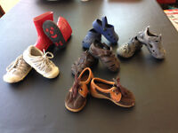 Size 4 Toddler Boys Shoes $3/each