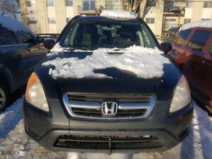 2003 Honda CR-V 279K Runs & Drives- Mechanic Special!!!!