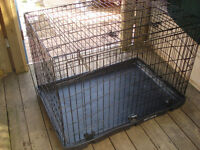 Extra Large Pet Gear Wheeled Pet Cage