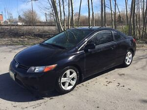 2007 2dr Honda Civic
