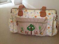 Yummy mummy twin bag