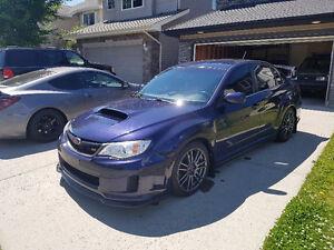 2013 Subaru Impreza WRX STi Sedan