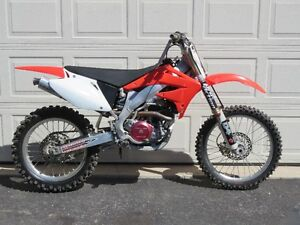 Excellent Condition CRF 450 R