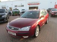 Ford Mondeo 2.0 Ghia X AUTOMATIC ESTATE CARS**ONLY 68,000 MILES**TOP SPEC**