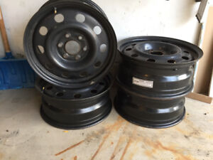 """17"""" rims for Buick Enclave, Acadia or Traverse"""