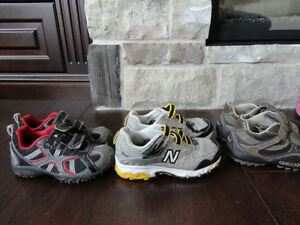 Selling 8 Pairs Boy/Girls Youth Shoe's, Boots & Sandals Kitchener / Waterloo Kitchener Area image 6