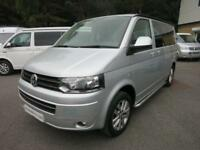 Volkswagen T5 CARAVEL EXECUTIVE, DAY VAN 2 BERTH CAMPER