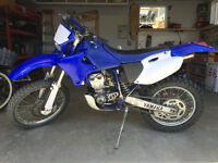 2002 YAMAHA WR250F FOR SALE
