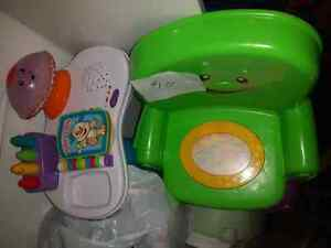Fisher price sit stand musical chair