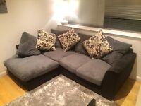 Matching sofas - 1 Corner and 1 3-Seater