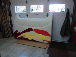 Winter Upholstering Project