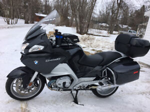 Showroom Condition - BMW R1200RT