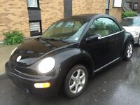 2004 new beetle convertible automatic