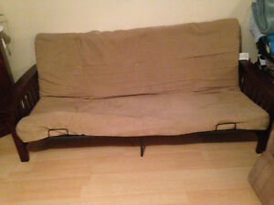 Futon for Sale, Great/Clean Condition $125