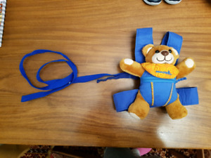 Munchkin bear with me harness