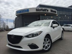 2015 Mazda Mazda3 GX  - Bluetooth - $127.76 B/W