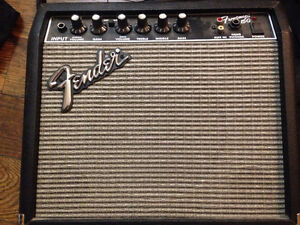 Fender Strat. Squire & Amp and accessories
