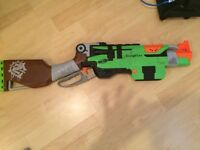 Nerf slingfire zombie édition